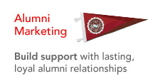 Alumni Marketing - Build support with lasting, loyal alumni relationships